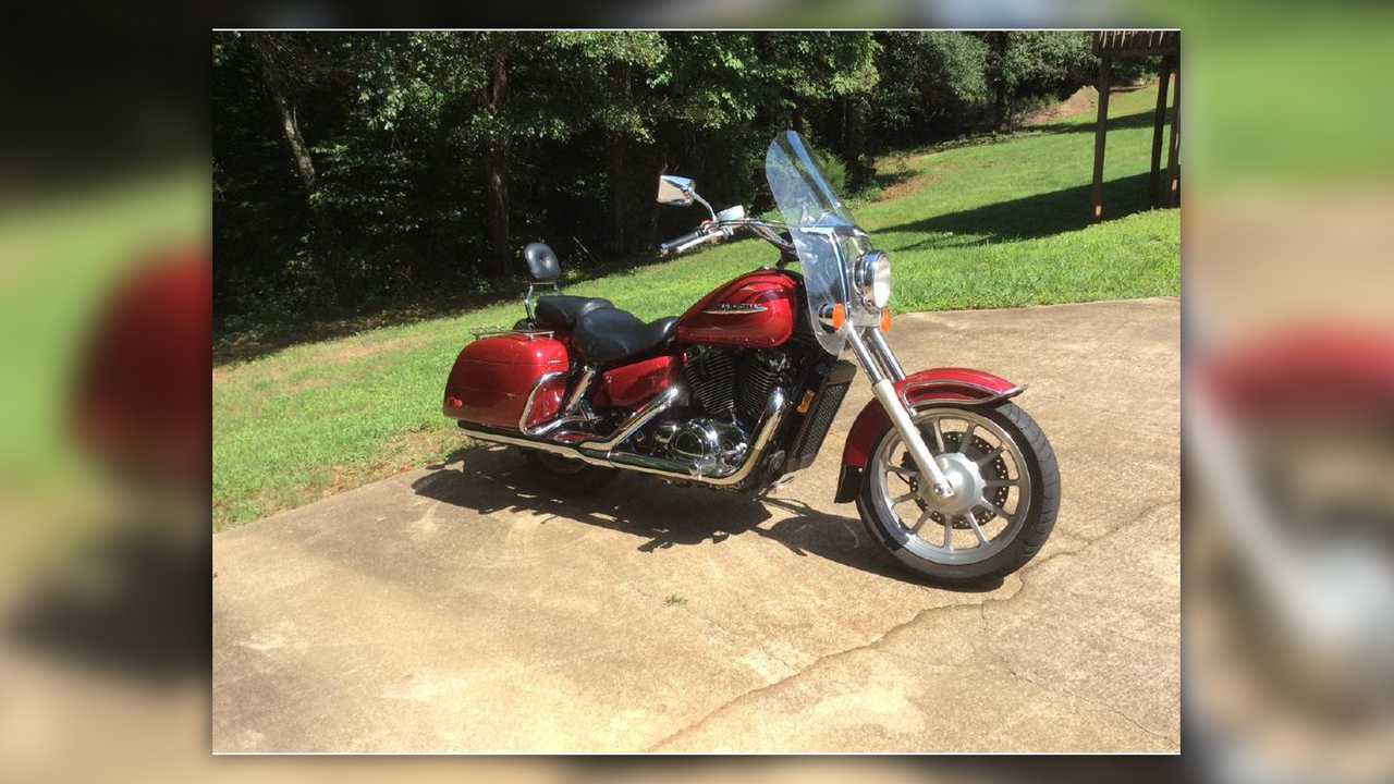 1998 Honda Shadow Ace 1100