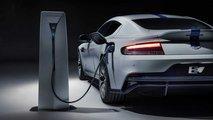 Aston Martin will ab 2025 Elektroautos in Großbritannien bauen