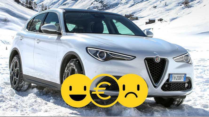 Promozione Alfa Romeo Stelvio, perché conviene e perché no