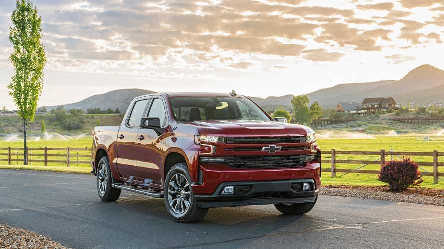 Chevrolet, elektrikli Silverado için bir ipucu videosu paylaştı