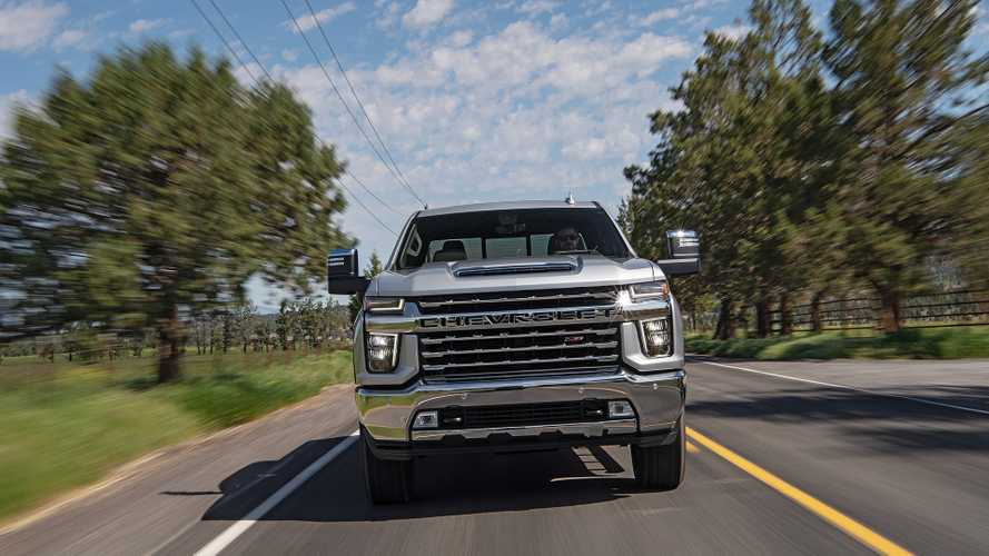2020 Chevrolet Silverado HD: First Drive