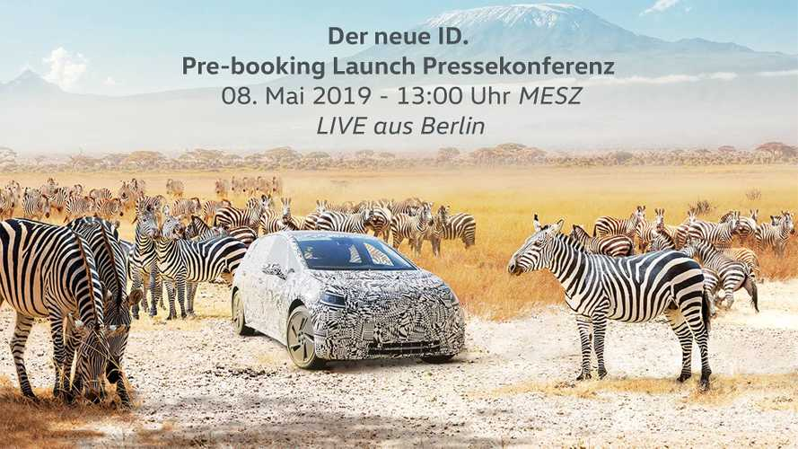Volkswagen ID.3 Prebooking