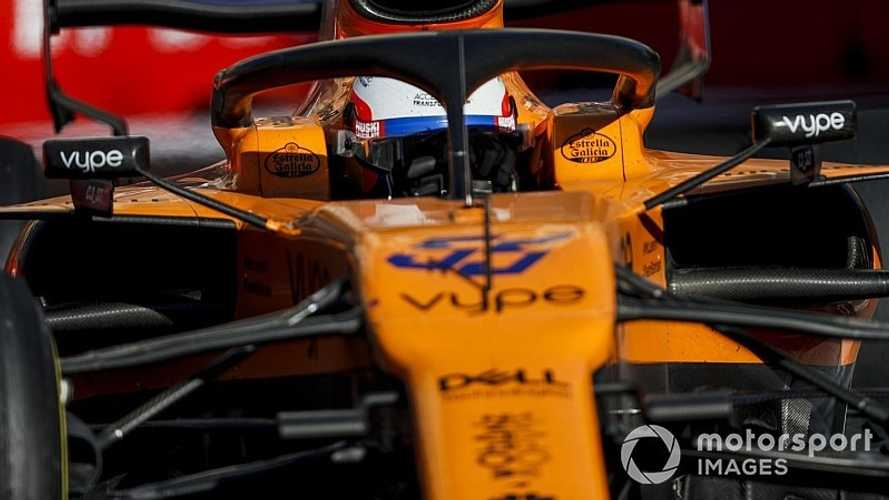 "Sainz: ""Perderse una carrera de F1 por COVID-19 sería horrible"""