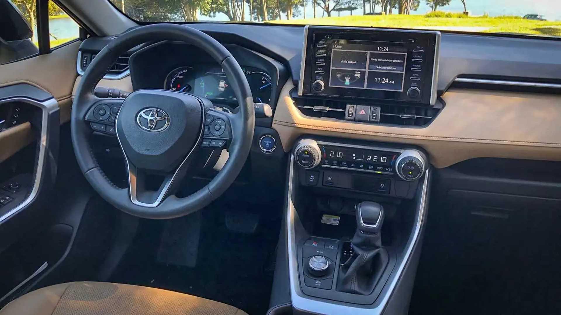 Toyota RAV4 2020 sobe de preço pela terceira vez em apenas 7 meses Toyota-rav4-hybrid-sx-2020-br