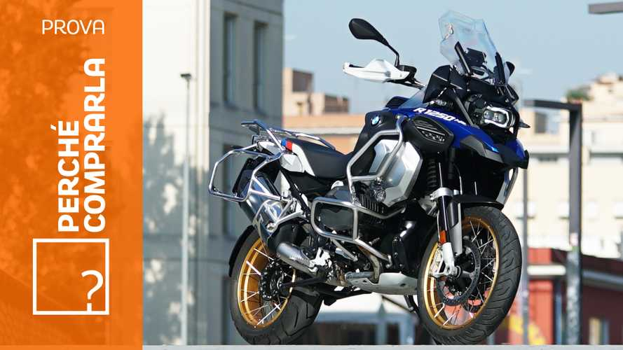 BMW R 1250 GS Adventure | Perché comprarla... E perché no