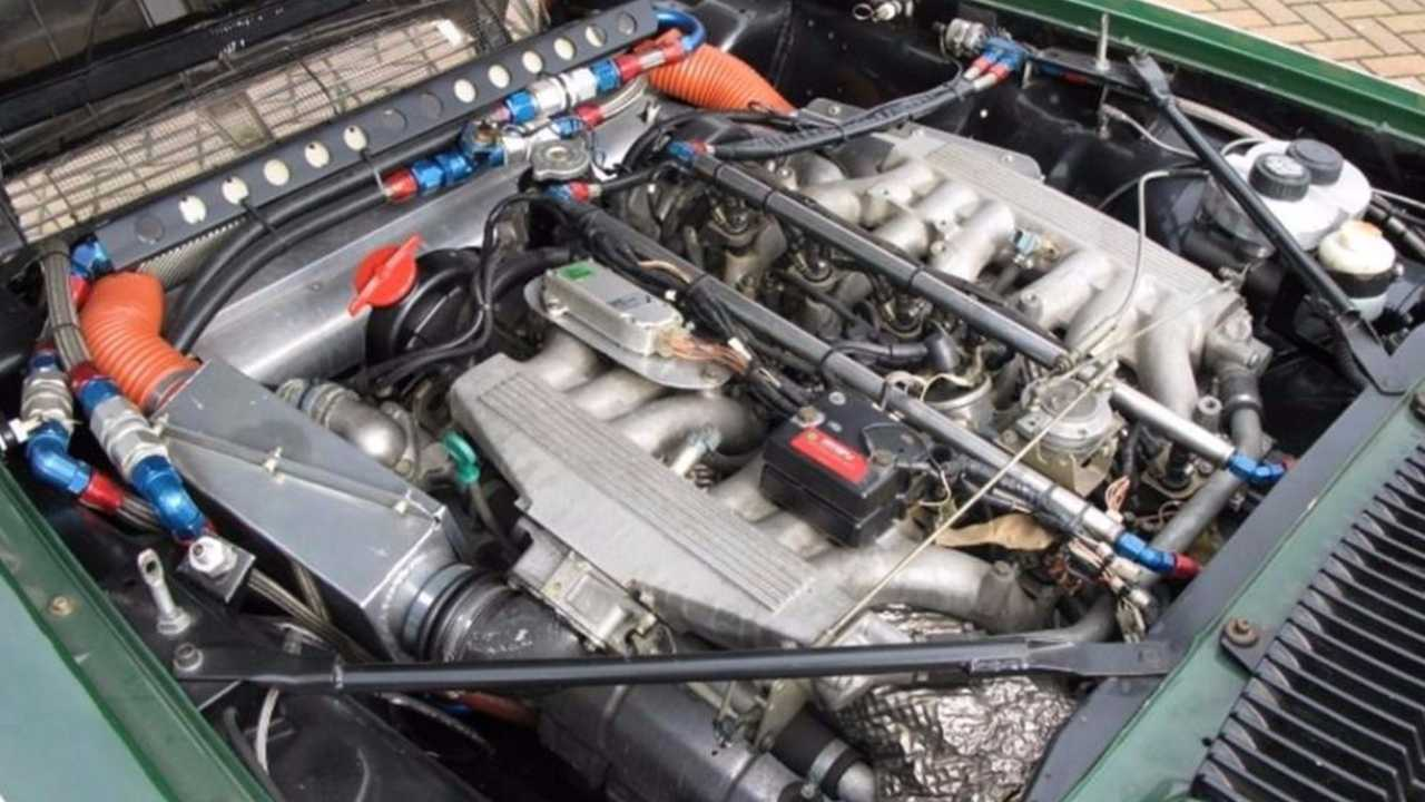Tom Walkinshaw Jaguar XJ-S