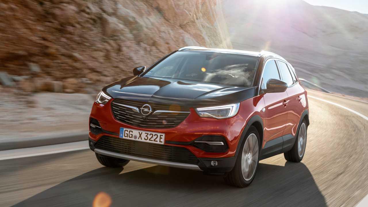 Opel Grandland X Plug-in-Hybrid: Jetzt auch als Fronttriebler (Update)