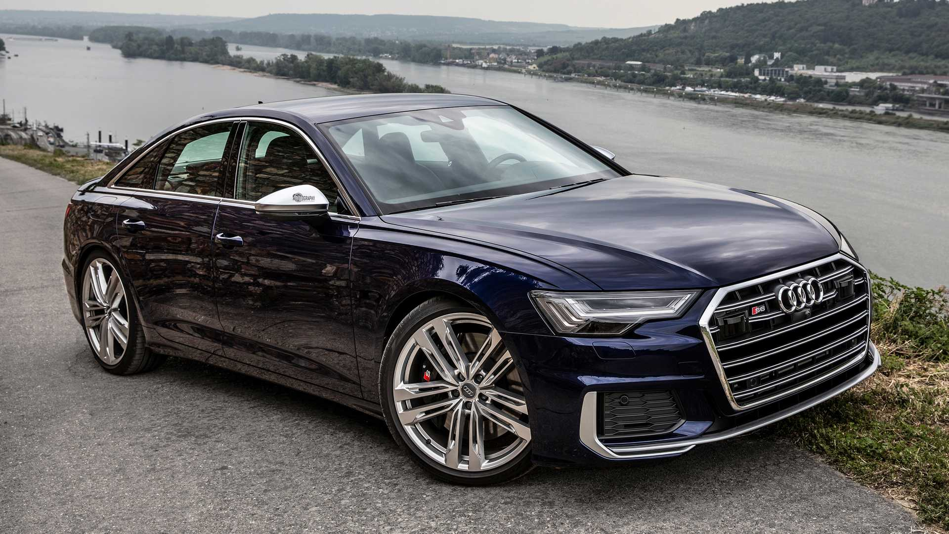 2020 Audi S6 Review.2020 Audi S6 Sedan Shows It S The Whole Package On Video