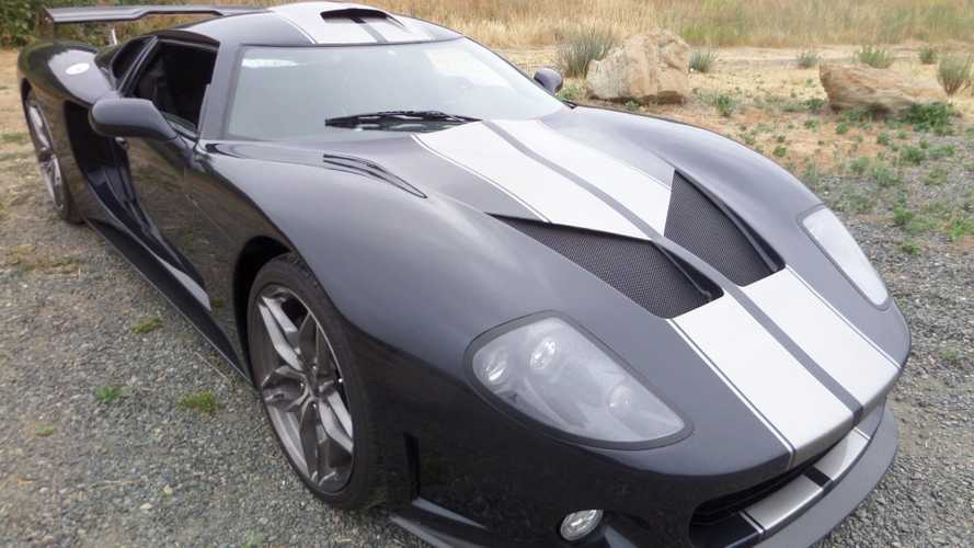 2011 Factory Five GTM Is A Professionally Built Supercar On A Budget