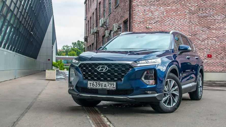 Hyundai Santa Fe 2.4 GDI