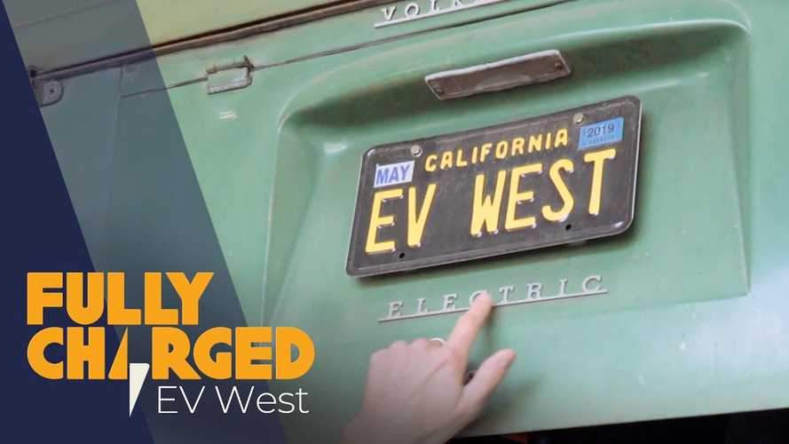 Fully Charged Visits EV West To See Amazing Conversions: Video