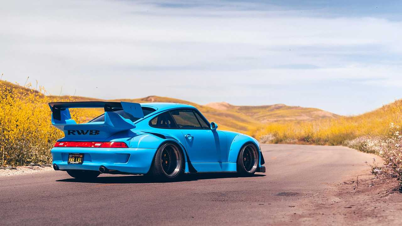RWB Porsche 993 Gets Extra Special Look From Forgestar Wheels