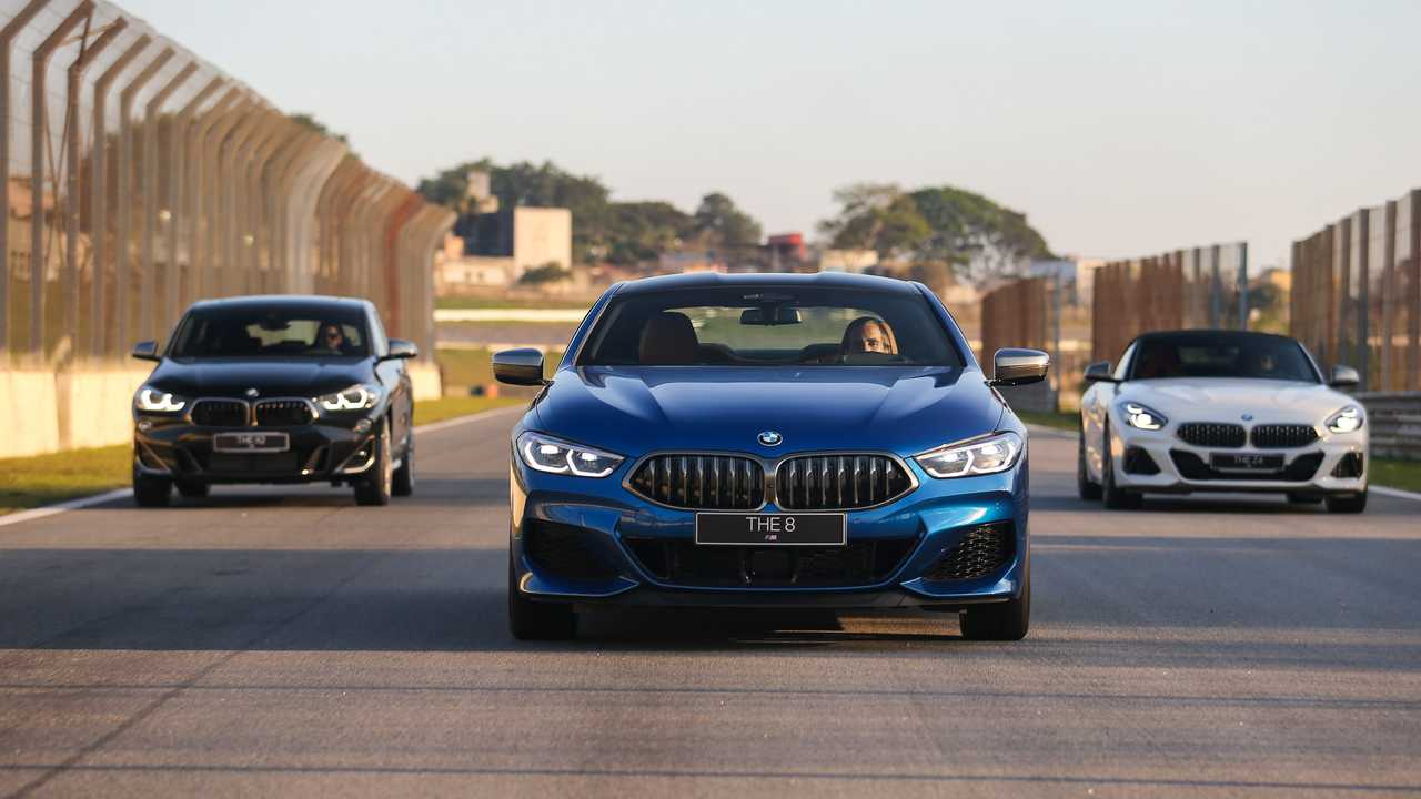 BMW M Power Tour 2019 Interlagos