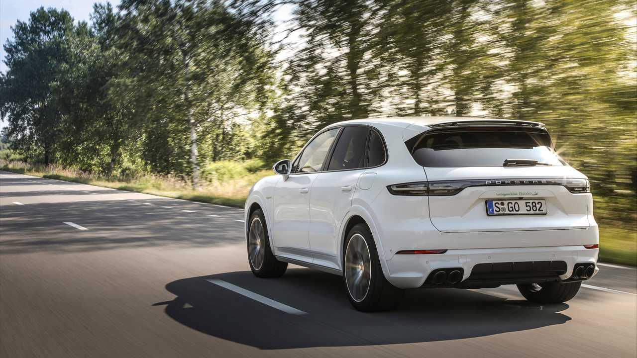 2020 Porsche Cayenne Turbo S E-Hybrid, Coupe Turbo S E-Hybrid и Coupe E-Hybrid