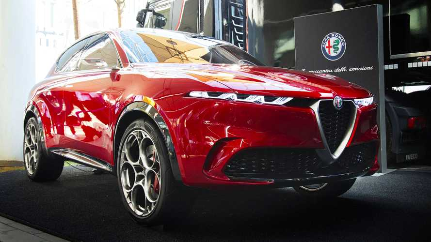 Alfa Romeo Tonale Coming To US, But Smaller Brennero Might Not
