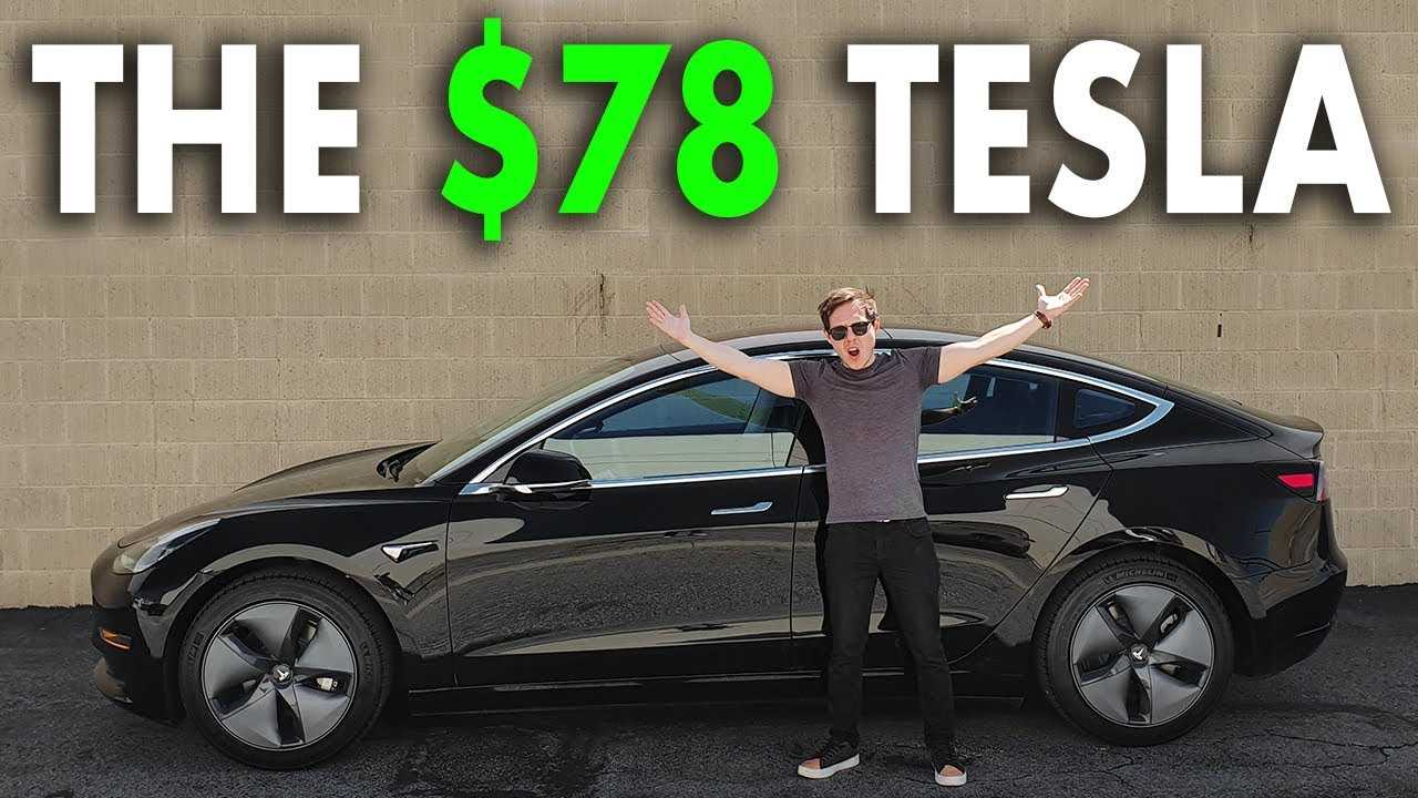 Can You Get A Tesla Model 3 For Free? Almost, But Not Quite