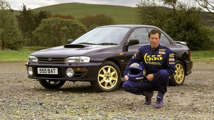 Subaru Impreza WRX, dai rally alla leggenda