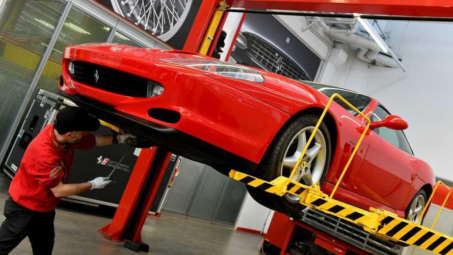 Ferrari Premium, i pacchetti di assistenza per le future storiche