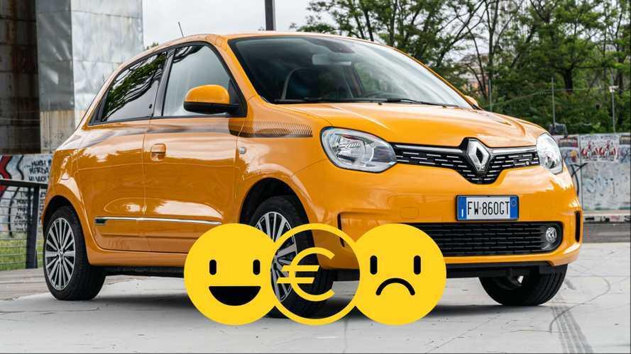 Promozione Renault Twingo, perché conviene e perché no