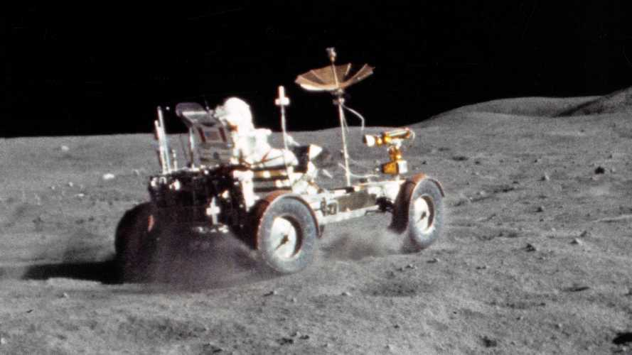 Lunar Roving Vehicle, el primer coche que pisó la luna