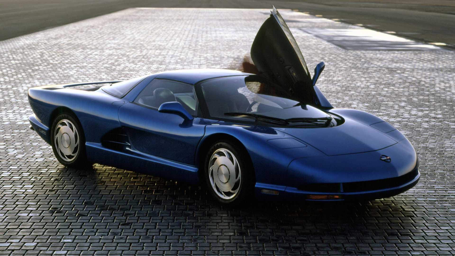 Corvette C8 2020 vs CERV III 1990: más similares de lo que crees