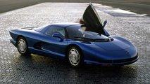CERV III Corvette Prototype