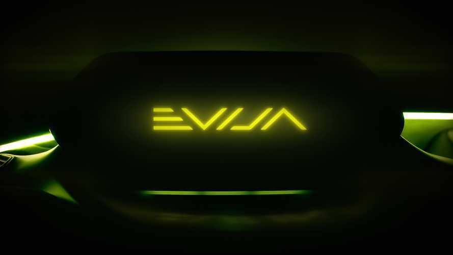 Lotus Evija, estrema anche nel nome