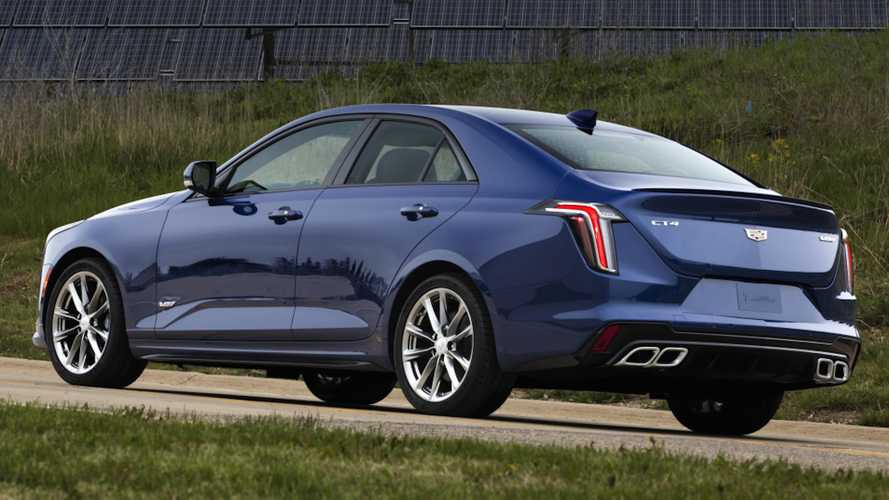 Non-Blackwing Cadillac CT4-V Not Getting Manual Gearbox
