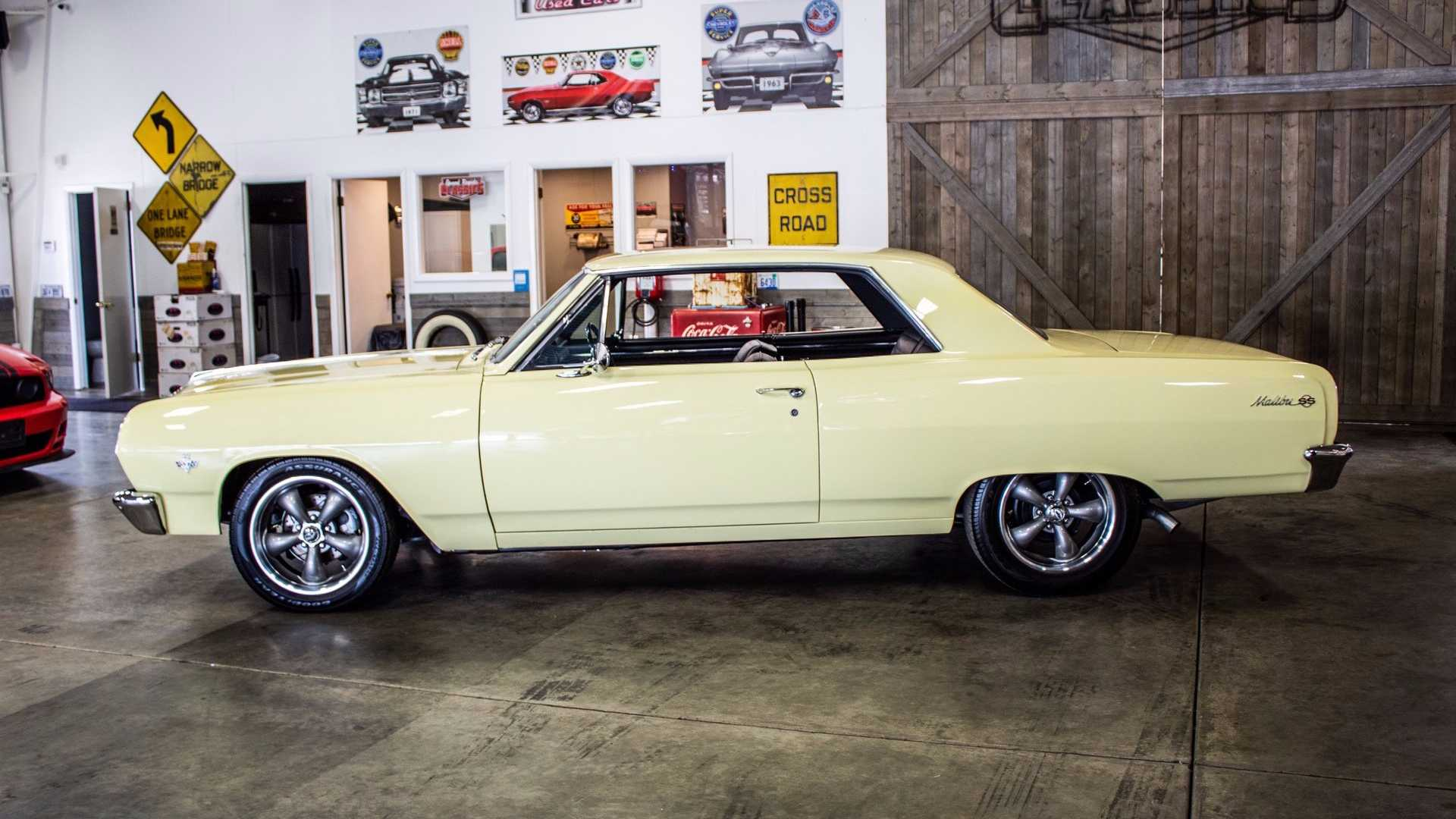 All Show And Go: LSA Powered 1965 Chevelle SS | Motorious