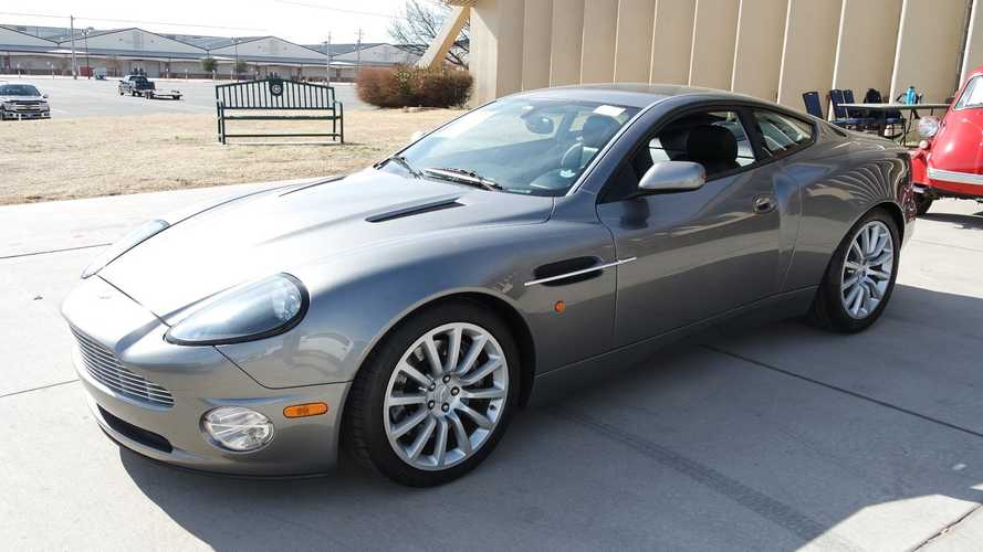 Die Another Day Spec Vanquish Up For Auction This Weekend