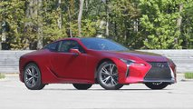 2019 Lexus LC500: Pros And Cons