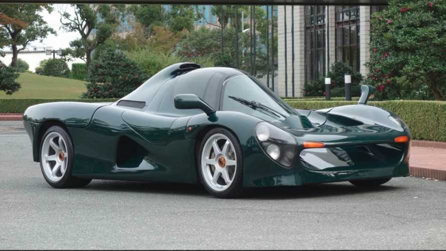 Rare Yamaha F1 Engined Prototype Supercar For Sale