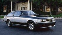 Toyota Supra, le foto storiche