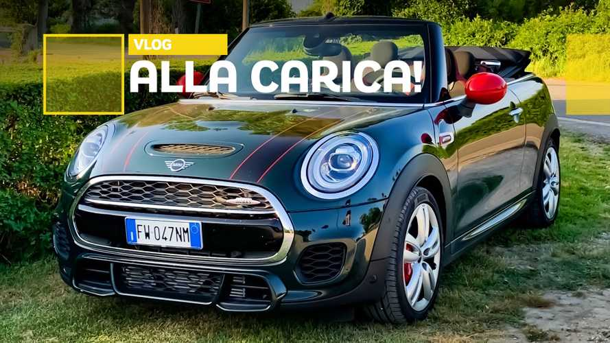 MINI, weekend di passione con una John Cooper Works