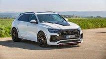 Lumma Design Modifiyeli Audi Q8
