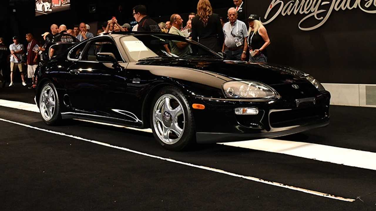 Top Selling Cars From Barrett-Jackson Northeast Auction