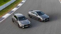 Mercedes-AMG A45 y CLA 45 4MATIC+ 2020