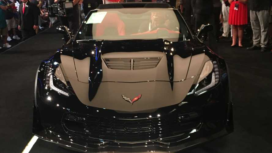 Final C7 Chevrolet Corvette