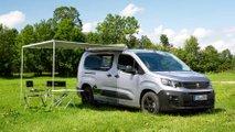 Peugeot Partner Alpin Camper: Ein Fall für zwei
