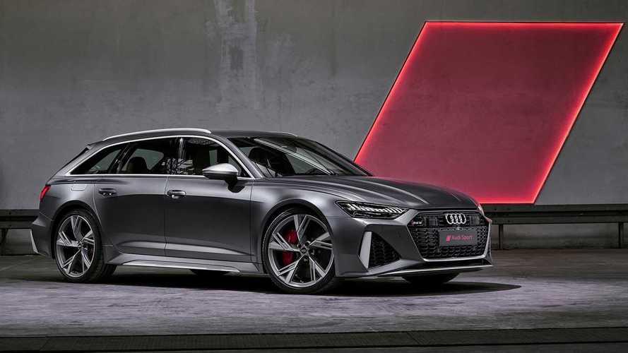 Jöhetnek a még erősebb, hibrid rendszerrel szerelt Audi RS6 és RS7 modellek