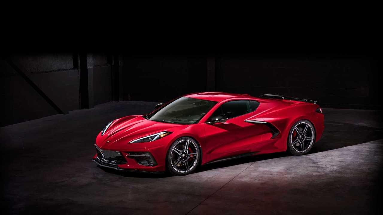 Chevrolet's Global Debut: The 2020 Mid-Engine Corvette C8