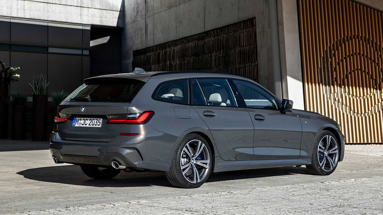 BMW 3er Touring 2019 - M Sport
