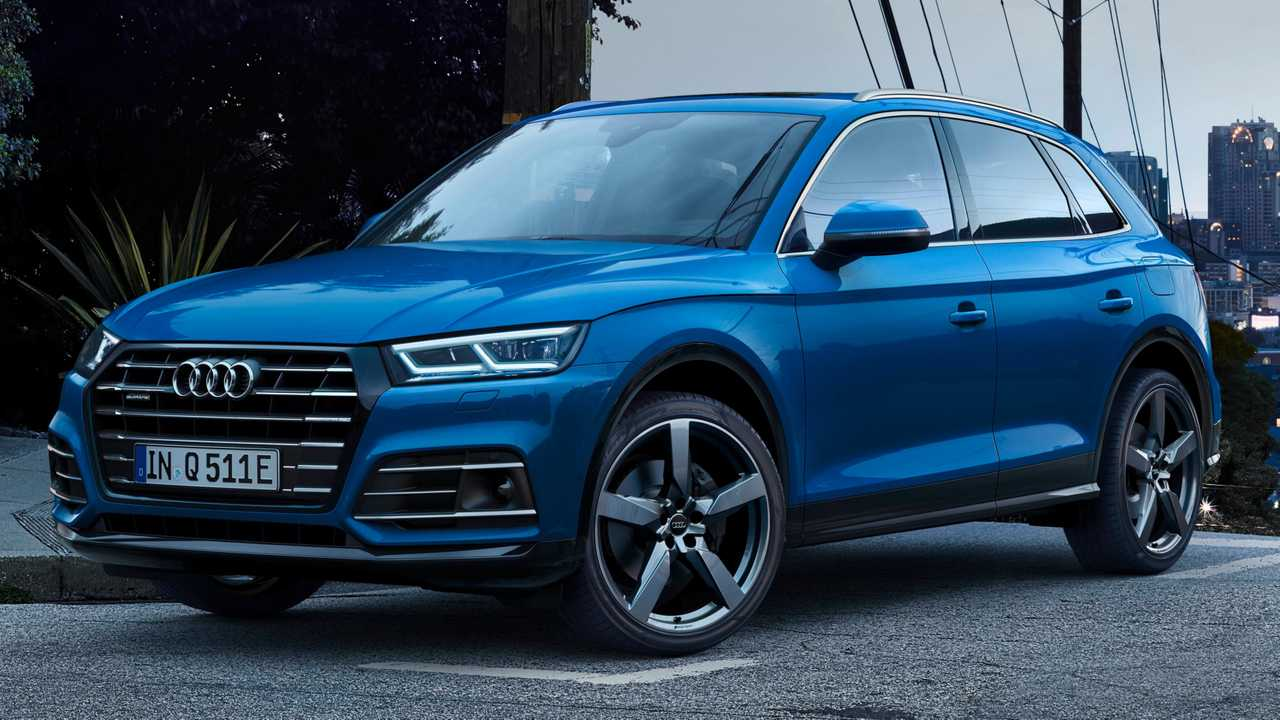 Audi Q5 55 TFSI E Quattro Debuts With Plug-In Hybrid Powertrain