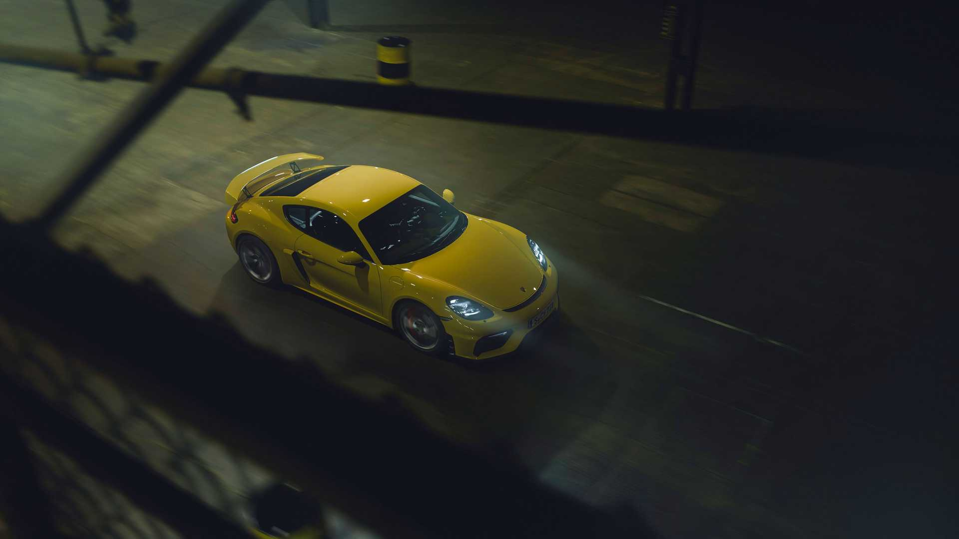 Porsche 718 Cayman GT4 and 718 Boxster Spyder: Got The Horses In The