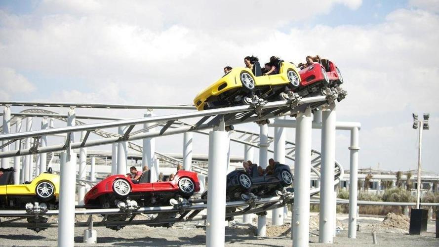 Ferrari World Abu Dhabi abre sus puertas