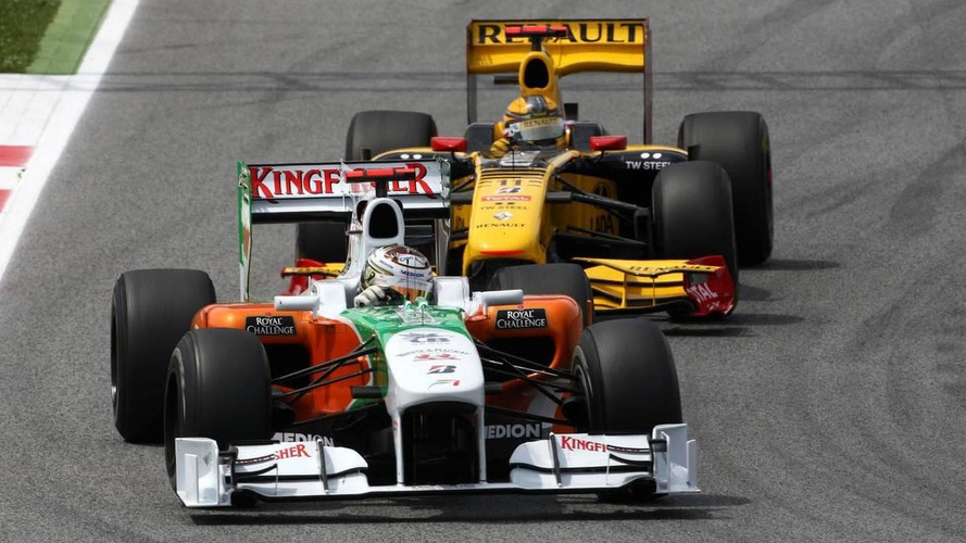 Sutil eyes 2011 Renault seat alongside Kubica
