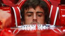 Fernando Alonso (ESP), Scuderia Ferrari, Australian Grand Prix, 25.03.2010 Melbourne, Australia