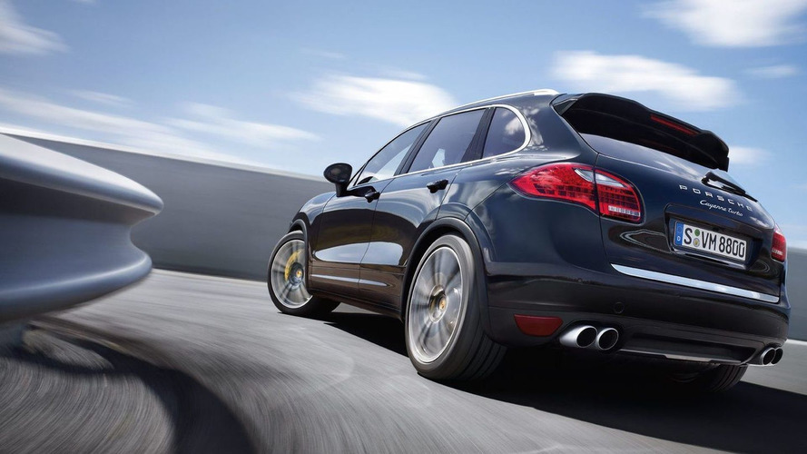 New 2011 Porsche Cayenne orders exceeding expectations - Porsche CEO