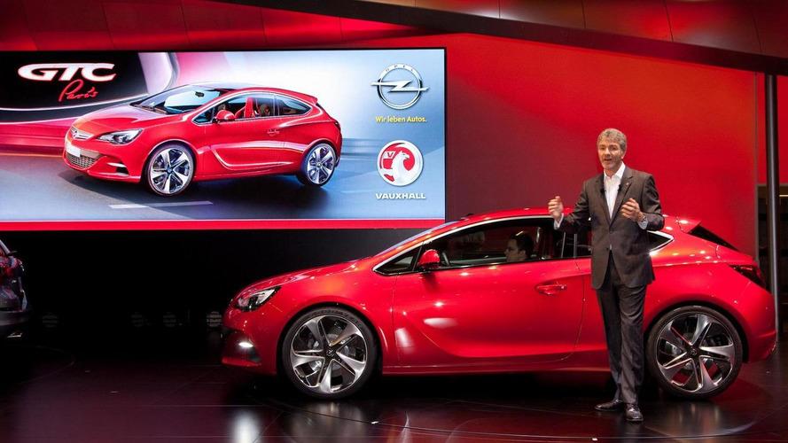Opel GTC Paris Concept unveiled