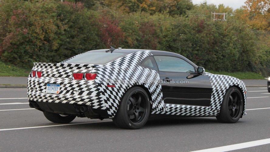 2012 Chevrolet Camaro Z28 to debut in Chicago - report